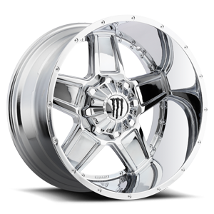 543  / Chrome   8 Lug