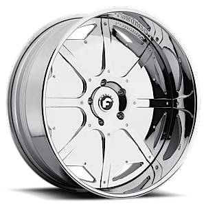 SCUDO  / Chrome   5 Lug