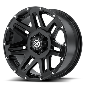 AX200 Yukon  / Cast Iron Black   6 Lug