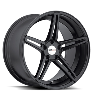 Brickyard  / Matte Black   5 Lug