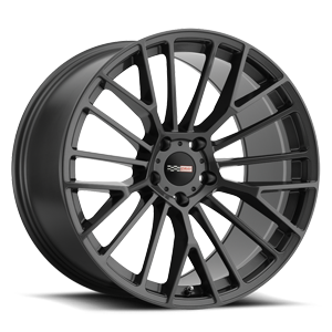 Astoria  / High Gloss Gunmetal   5 Lug