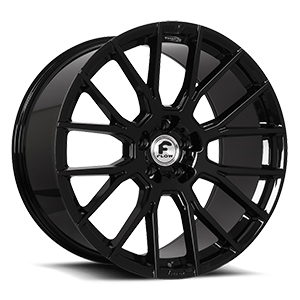 Flow  / Black   5 Lug