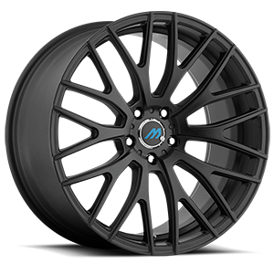 ME.11  / Satin Black   5 Lug