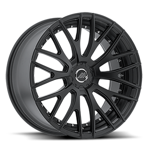 MT.11  / Matte Black   5 Lug