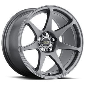 Battle  / Matte Gunmetal   5 Lug