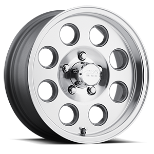 Razor  / Machined   5 Lug