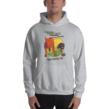 Load image into Gallery viewer, 2018 National Cattle Dog Finals Hooded Sweatshirt