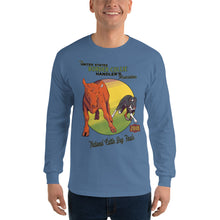 Load image into Gallery viewer, 2018 USBCHA National Cattle Dog Finals Long Sleeve T-Shirt