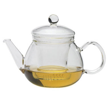 Pretty Tea I glass teapot 0.5L with glass strainer