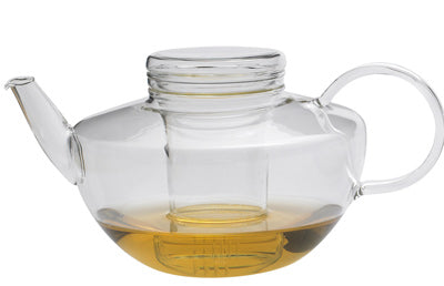 Opus glass teapot