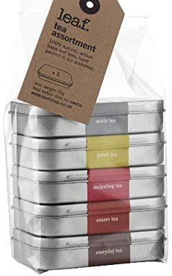 Tin assortment;