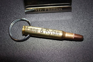 30-06 Bullet Necklace or Keychain