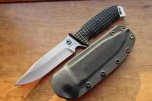Load image into Gallery viewer, Personalized Anglesey LLC Rival Hunting Knife with Tactical Sheath