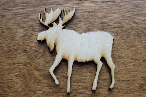 Moose Wood Cutout
