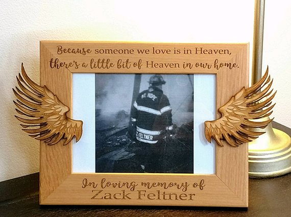Rememberance Gifts are Best When You Frame the Memory