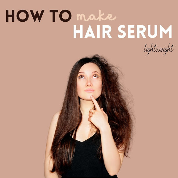 De-frizz your hair with this luxurious serum