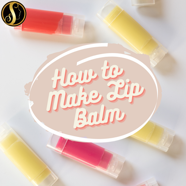 How to make your own DIY Lip Balm