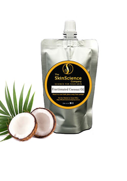 Fractionated Coconut Oil - Caprylic/Capric Triglyceride
