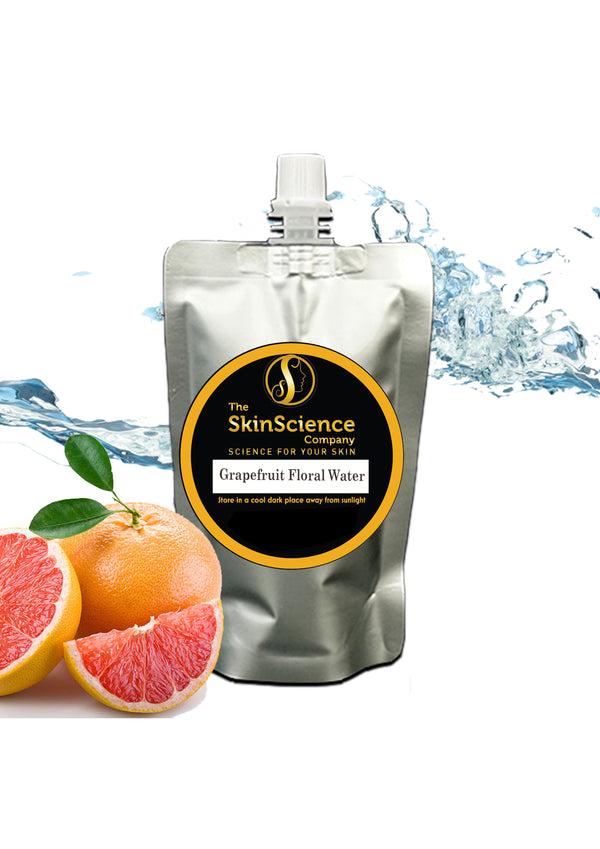 Grapefruit Floral Water