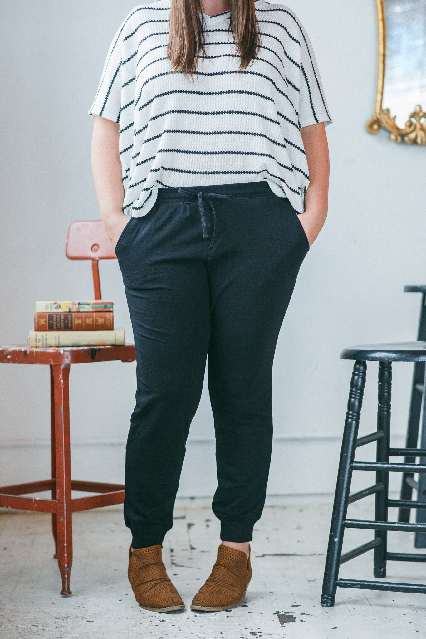 Everyday Jogger Pant - Black