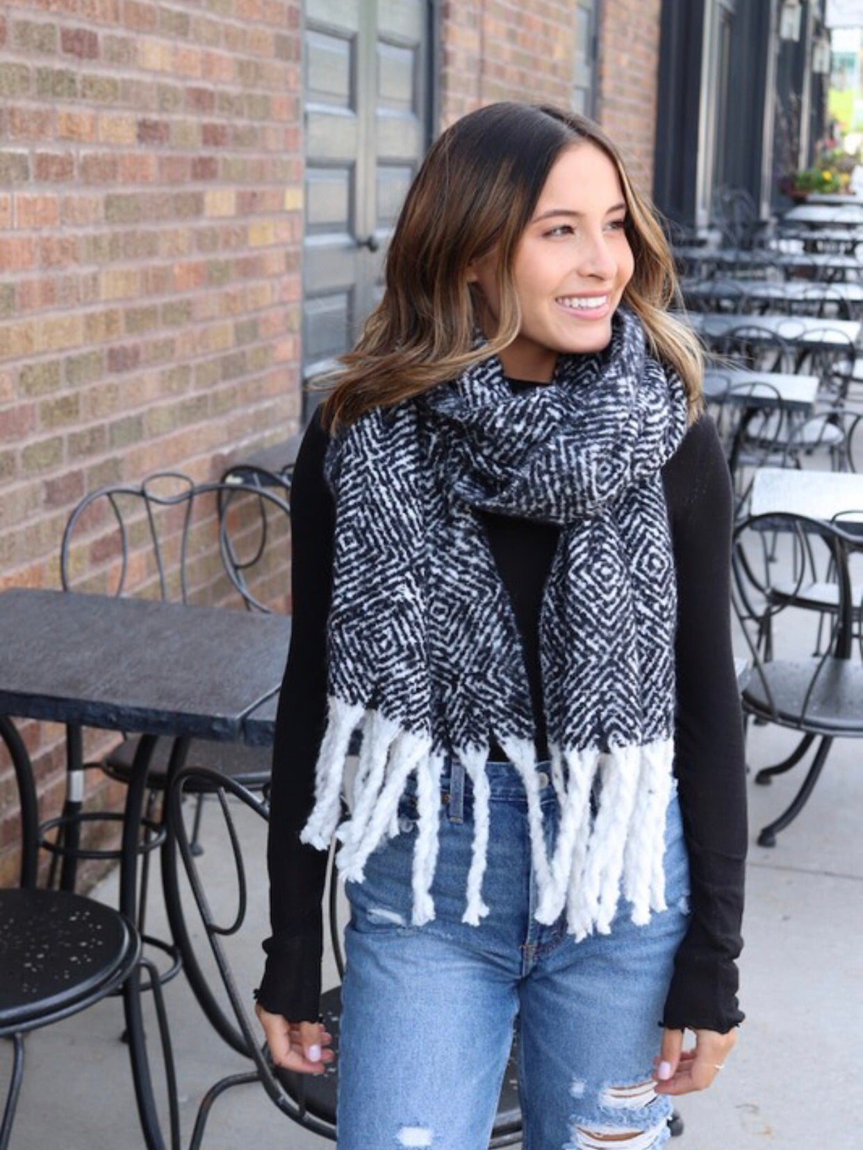 Wishing for Snow Scarf