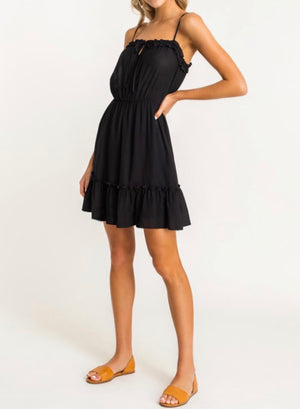 Nora Frill Tiered Dress