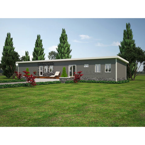 THE BELMONT 2BR 2BA 1050SF 15x70 MANUFACTURED HOME - MOBILE HOME HUD