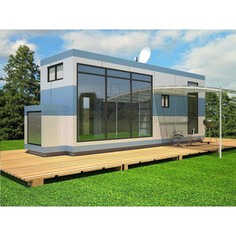TINY OFFICE STUDIO SUITE 284SF +142SF LOFT 8'X28' SHE SHED MAN CAVE GARDEN SUITE-GreenTerraHomes