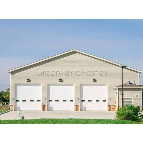 Steel Buildings - 50' Wide Metal Buildings FREE Shipping, Local Installation available-Steel Building-BryanBaeumler-GreenTerraHomes