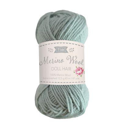 Tilda Yarn for Doll Hair in Sage
