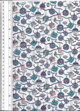 Load image into Gallery viewer, Liberty Fabrics Tana Lawn®- House Of Gifts (F)