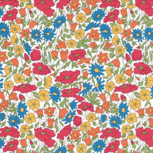 Load image into Gallery viewer, Liberty Tana Lawn - Poppy & Daisy (M)