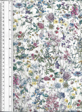 Load image into Gallery viewer, Liberty Tana Lawn - Wild Flowers (A)
