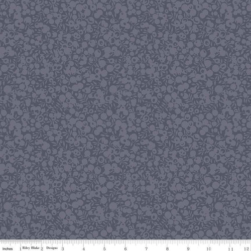 Liberty Fabrics  Quilting Cotton - Wiltshire Shadow Granite