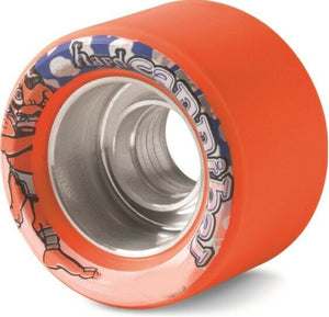 Sure-Grip HYPER Cannibal Speed/Derby Wheels - 8 Pack