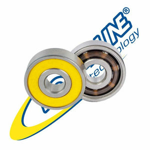 Roll line ABEC 9 Bearings - Set of 16 - 7mm