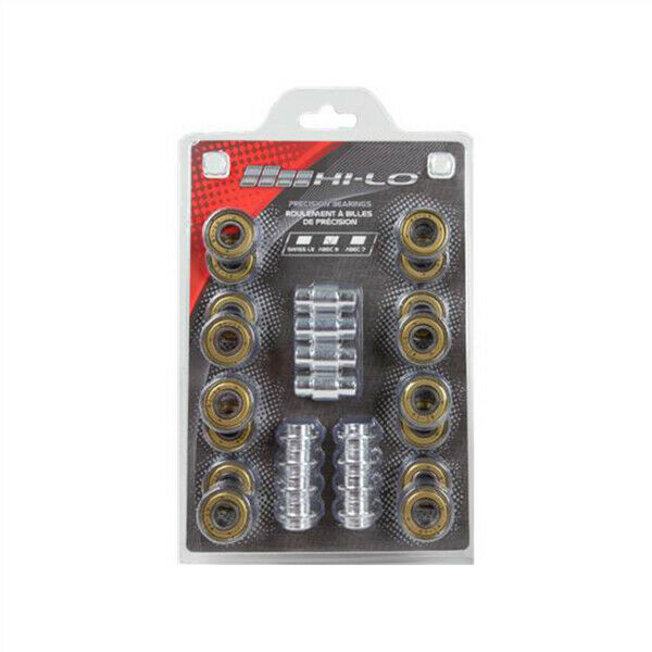Hi Lo Abec 9 Bearings