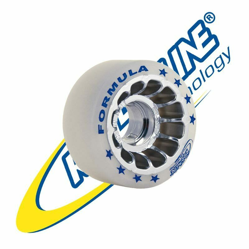 Roll-Line Wheels - 62 mm - Formula/Forester - Set of 8