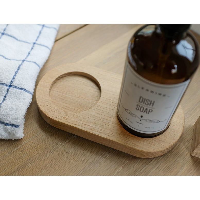 Soap Dispenser Tray - abdobuilt