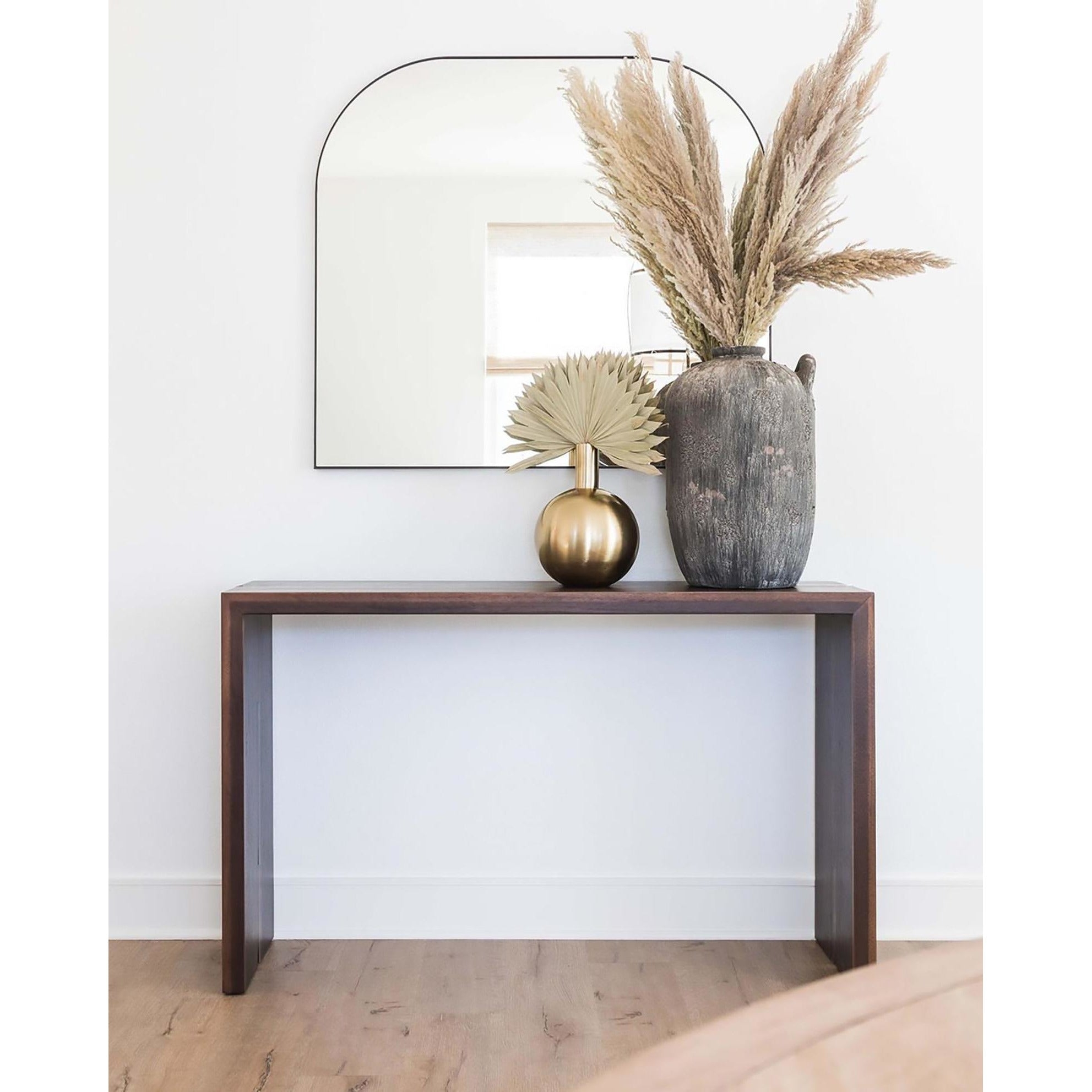 Custom Console Table for Kate - abdobuilt