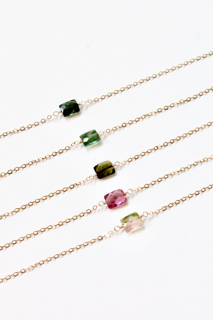 Good Vibes Tourmaline Bracelet