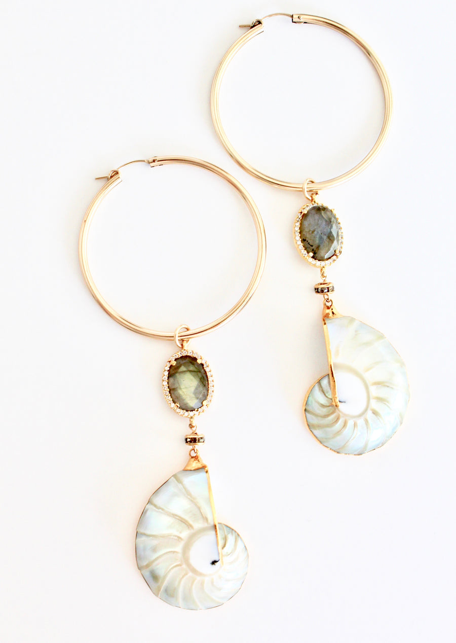 By the Sea Earrings