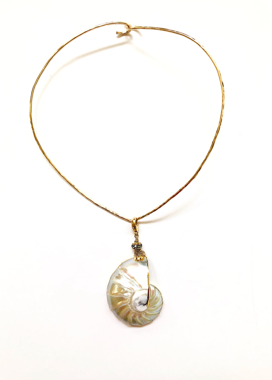 By the Sea Pendant