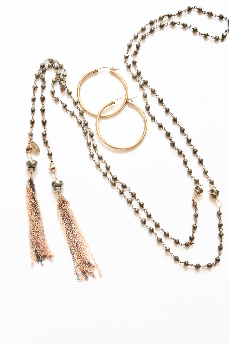 Convertible Lariat Set