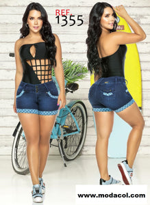 SHORT COLOMBIANO 1355