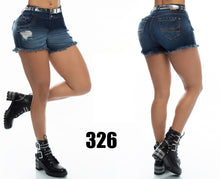 SHORT COLOMBIANO 326