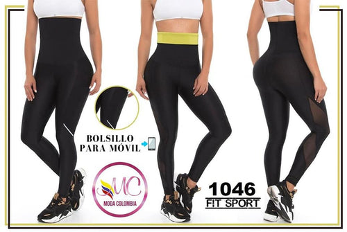 LEGGING COLOMBIANO NEOPRENO 1046