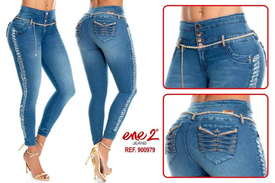 JEANS COLOMBIANO LEVANTACOLA 900979