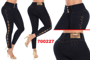 JEANS COLOMBIANO LEVANTACOLA 700227