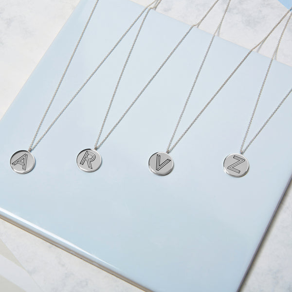 Win a Personalised Pendant